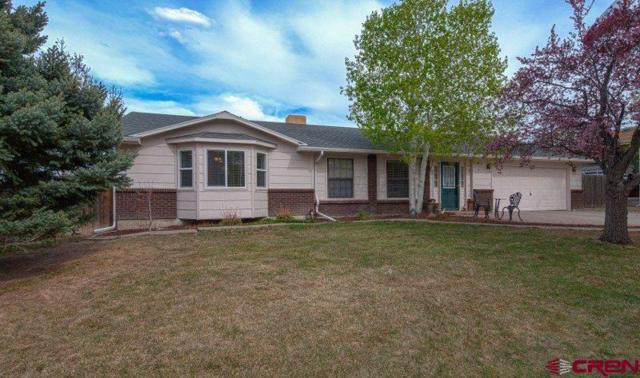 2722 Rincon Drive, Grand Junction, CO 81503 (MLS #744114) :: Durango Home Sales