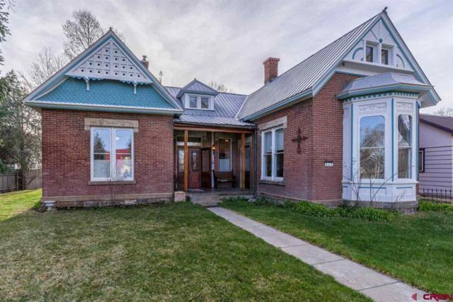 317 N Iowa Street, Gunnison, CO 81230 (MLS #744117) :: The Dawn Howe Real Estate Network | Keller Williams Colorado West Realty