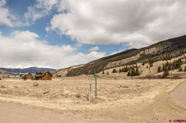 34 Schultz Drive, Creede, CO 81130 (MLS #744134) :: Durango Home Sales