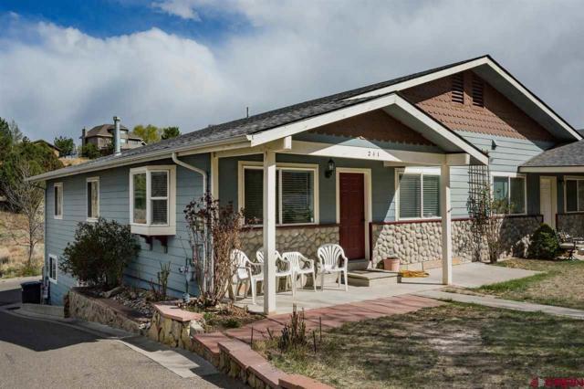 241 Jenkins Ranch, Durango, CO 81301 (MLS #744156) :: CapRock Real Estate, LLC