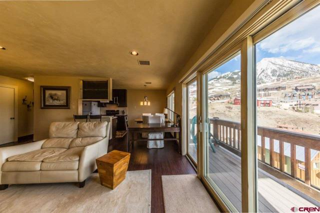 251 Gothic Road #5, Mt. Crested Butte, CO 81225 (MLS #744169) :: The Dawn Howe Real Estate Network   Keller Williams Colorado West Realty