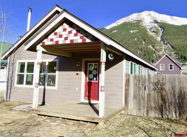 556 Reese Street, Silverton, CO 81433 (MLS #744187) :: Durango Home Sales