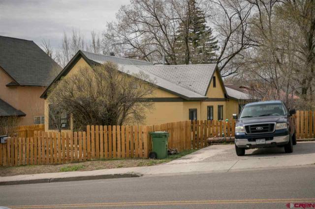 174 W 32nd Street, Durango, CO 81301 (MLS #744200) :: Durango Home Sales