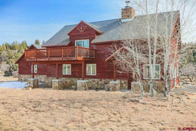 832 Scenic Avenue, Pagosa Springs, CO 81147 (MLS #744208) :: Durango Home Sales