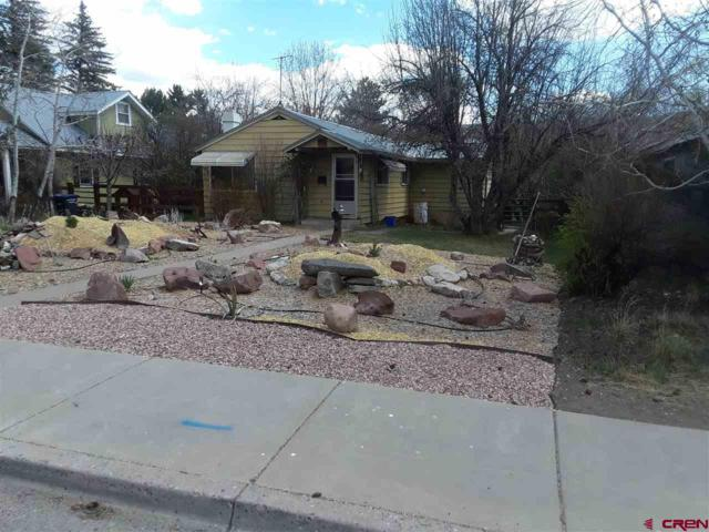 2164 W 3rd Ave, Durango, CO 81301 (MLS #744219) :: The Dawn Howe Real Estate Network | Keller Williams Colorado West Realty