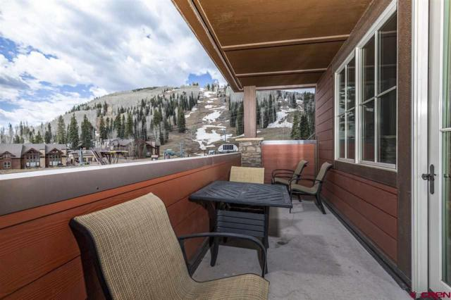 24 Sheol Street #207, Durango, CO 81301 (MLS #744224) :: Durango Mountain Realty
