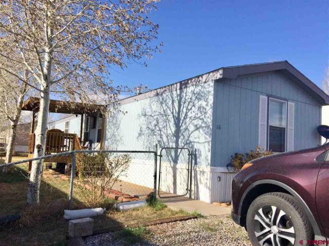 1591 Cr 526 #16, Bayfield, CO 81122 (MLS #744246) :: CapRock Real Estate, LLC