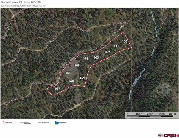 570 Pine Crest Drive, Bayfield, CO 81122 (MLS #744262) :: CapRock Real Estate, LLC