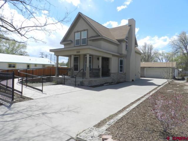 1009 Main & 1026 Palmer St, Delta, CO 81416 (MLS #744271) :: CapRock Real Estate, LLC