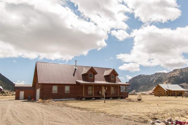 220 Ponderosa Drive, Creede, CO 81130 (MLS #744283) :: Durango Home Sales