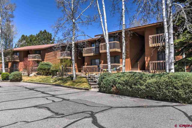 1851 Florida Road #101, Durango, CO 81301 (MLS #744287) :: CapRock Real Estate, LLC