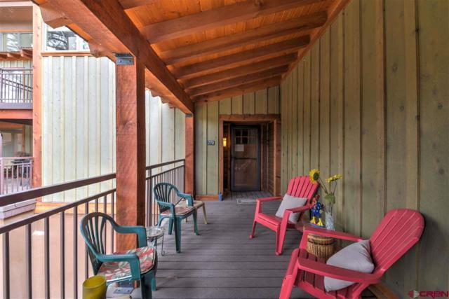 365 S Tamarron Drive #770, Durango, CO 81301 (MLS #744297) :: CapRock Real Estate, LLC