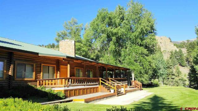 5401 Lone Cone Dr., Lake City, CO 81235 (MLS #744357) :: Durango Home Sales