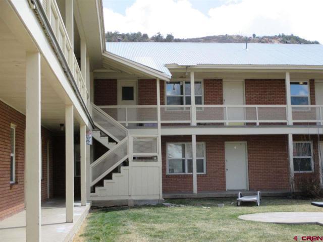 634 E 8th Avenue #9, Durango, CO 81301 (MLS #744385) :: CapRock Real Estate, LLC