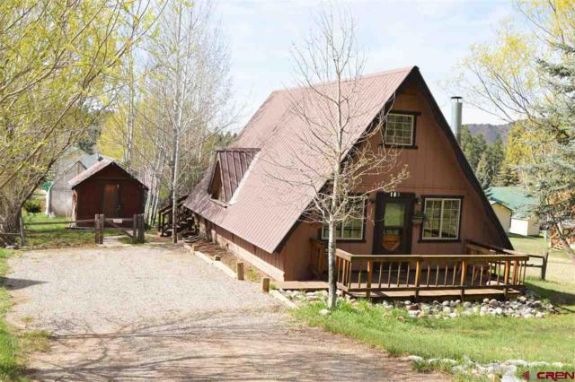 180 Forest Lakes Drive, Bayfield, CO 81122 (MLS #744395) :: CapRock Real Estate, LLC
