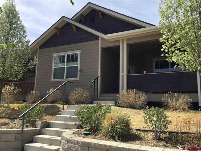 267 Sierra Vista, Durango, CO 81301 (MLS #744422) :: Durango Home Sales