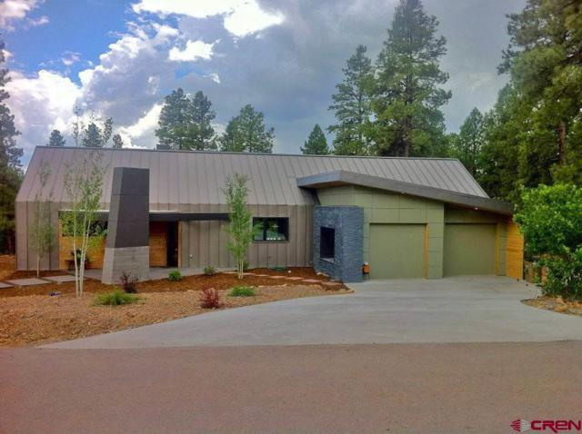235 Copper Rim Trail, Durango, CO 81301 (MLS #744436) :: Durango Home Sales