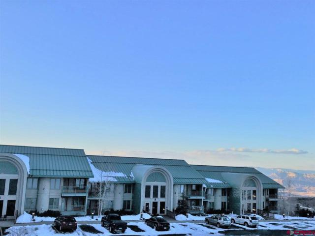 5100 Valley View Drive 208B, Mesa, CO 81643 (MLS #744437) :: CapRock Real Estate, LLC