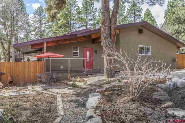 16 Pine Dale Lane, Durango, CO 81303 (MLS #744442) :: CapRock Real Estate, LLC