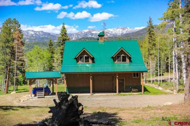 3561 Needles View Place, Pagosa Springs, CO 81147 (MLS #744520) :: CapRock Real Estate, LLC