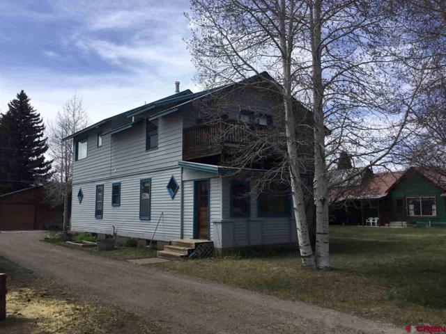 219 S Taylor Street, Gunnison, CO 81230 (MLS #744529) :: Durango Home Sales