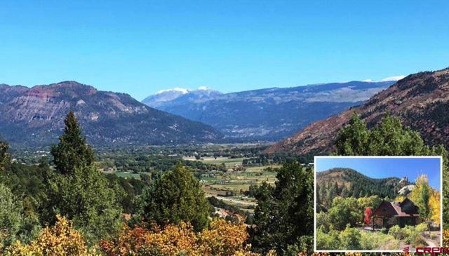 TBD Crystal Lane, Durango, CO 81301 (MLS #744541) :: Durango Home Sales