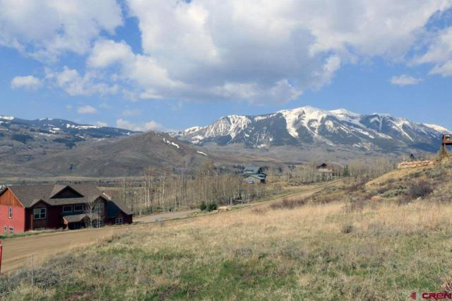 828 Zeligman Street, Crested Butte, CO 81224 (MLS #744574) :: Durango Home Sales