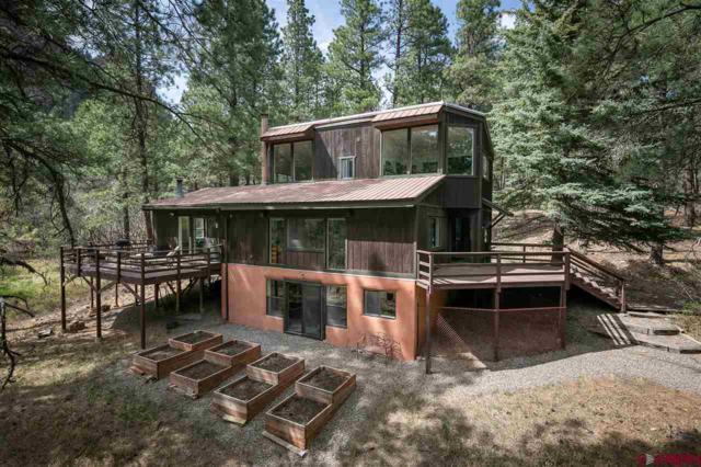 56 Saddle Lane, Durango, CO 81301 (MLS #744577) :: Durango Mountain Realty