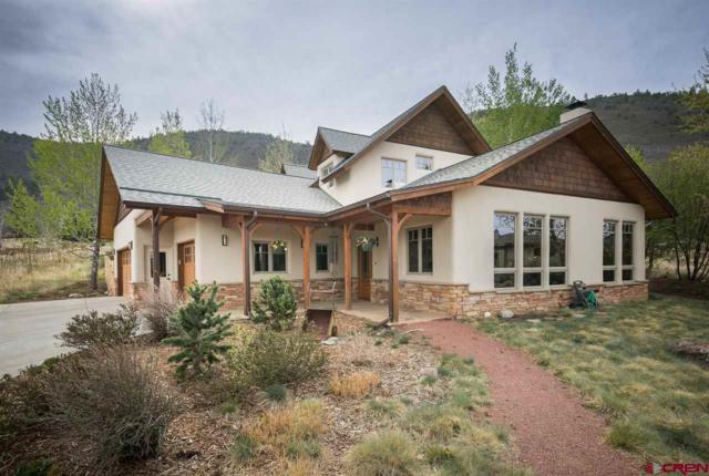 508 Jenkins Ranch Road, Durango, CO 81301 (MLS #744579) :: CapRock Real Estate, LLC
