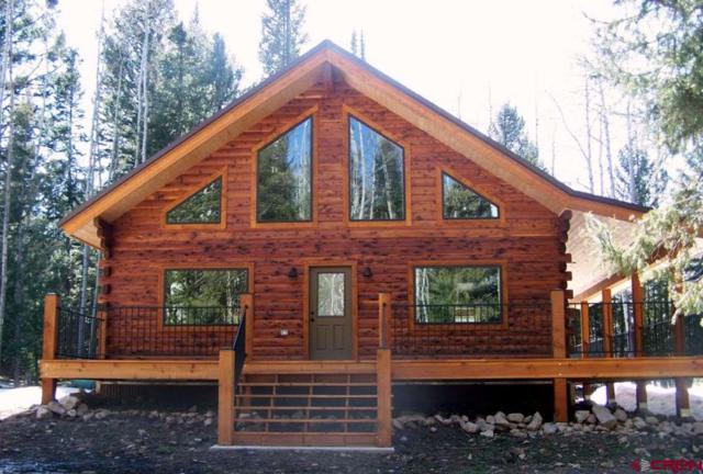 1251 Hazel Lake Drive, Cimarron, CO 81220 (MLS #744589) :: CapRock Real Estate, LLC