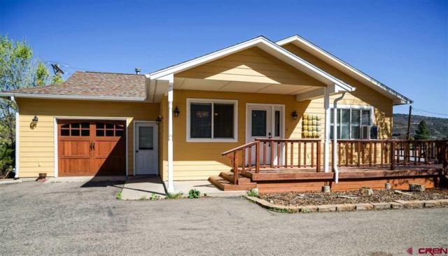 160 W 33rd Street, Durango, CO 81301 (MLS #744593) :: Durango Home Sales