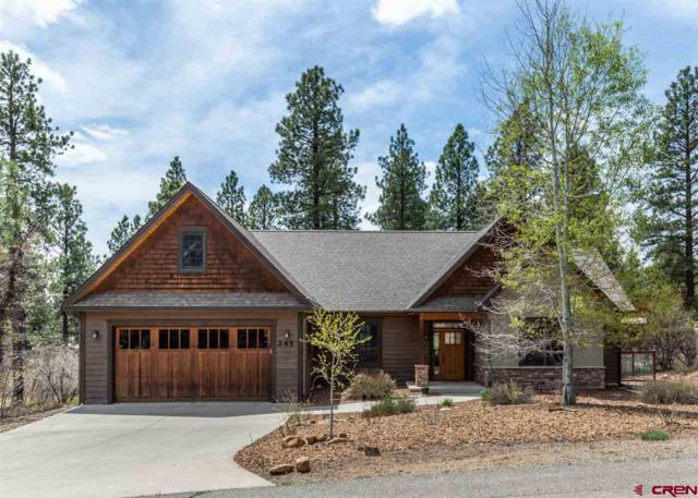 245 Copper Rim Trail, Durango, CO 81301 (MLS #744615) :: Durango Home Sales