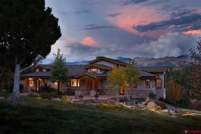 7475 Road 46 Lot 4, Mancos, CO 81328 (MLS #744617) :: Durango Home Sales