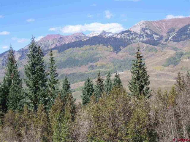 800 Prospect Dr, Mt. Crested Butte, CO 81225 (MLS #744630) :: CapRock Real Estate, LLC