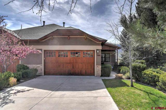 766 Animas View, Durango, CO 81301 (MLS #744645) :: Durango Mountain Realty