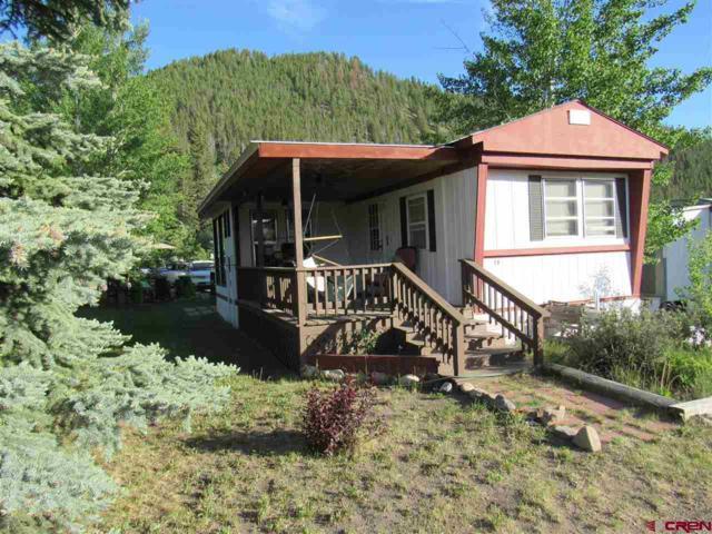 130 County Road 742, Almont, CO 81230 (MLS #744662) :: CapRock Real Estate, LLC
