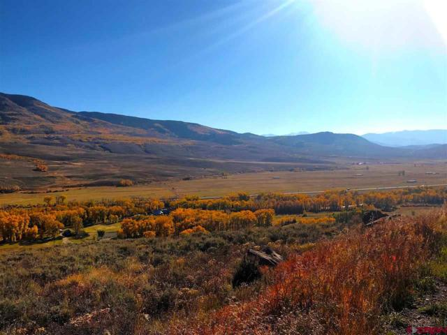 247 Red Mountain Road, Crested Butte, CO 81224 (MLS #744673) :: CapRock Real Estate, LLC
