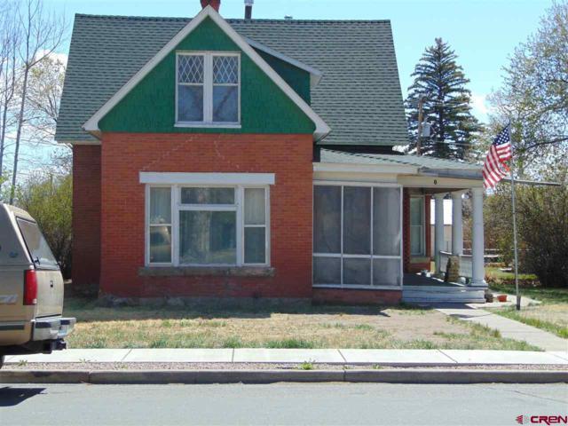 8 Dennis Street, Monte Vista, CO 81144 (MLS #744674) :: Durango Home Sales