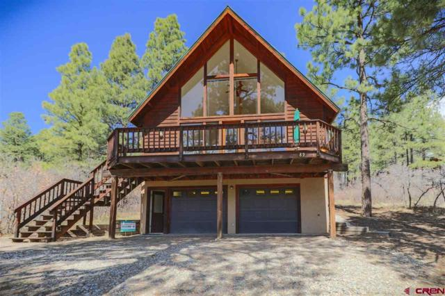 89 Pony Place, Pagosa Springs, CO 81147 (MLS #744767) :: Durango Home Sales