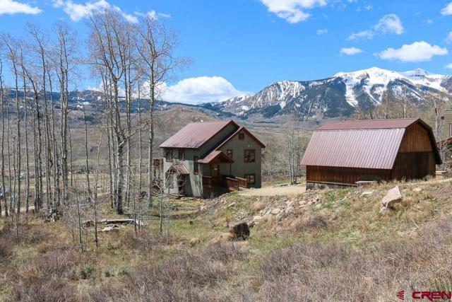 212 Anderson Drive, Crested Butte, CO 81224 (MLS #744779) :: Durango Home Sales