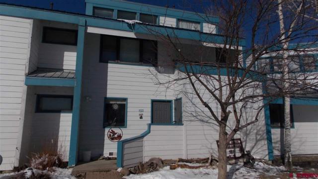 233 Davis Cup Drive #4102, Pagosa Springs, CO 81147 (MLS #744800) :: CapRock Real Estate, LLC