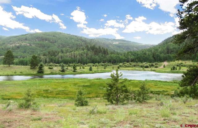 Lot 62 River Run Drive, Antonito, CO 81120 (MLS #744817) :: Durango Home Sales