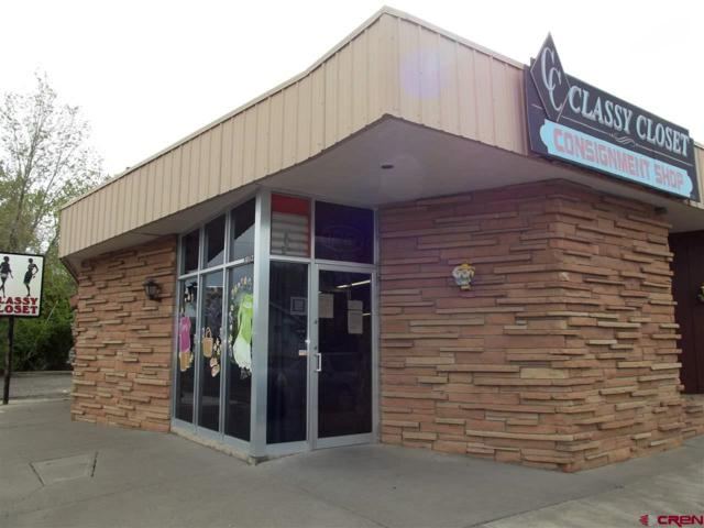 1012 E Main Street, Montrose, CO 81403 (MLS #744826) :: Durango Home Sales