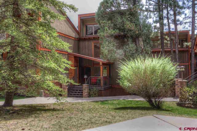 73 S Tamarron Drive #854, Durango, CO 81301 (MLS #744829) :: CapRock Real Estate, LLC