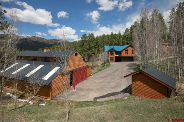 104 Sunset Lane, Durango, CO 81301 (MLS #744845) :: CapRock Real Estate, LLC