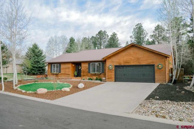938 Oak Drive, Durango, CO 81301 (MLS #744908) :: Durango Home Sales