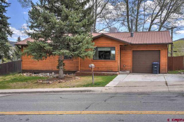 508 Clovis Drive, Durango, CO 81301 (MLS #744937) :: Durango Mountain Realty