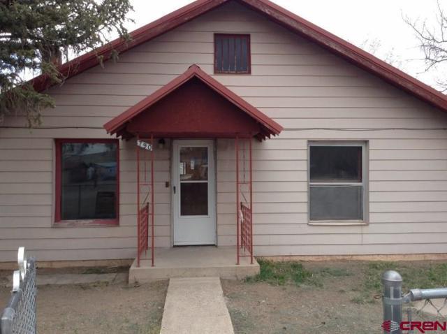 790 French St, Del Norte, CO 81132 (MLS #744941) :: Durango Home Sales