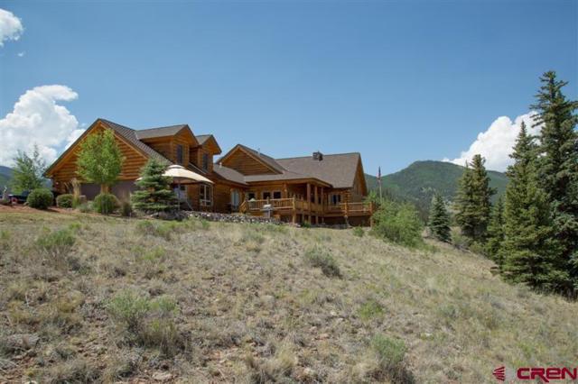 1354 Helen Lane, Creede, CO 81130 (MLS #744990) :: Durango Home Sales