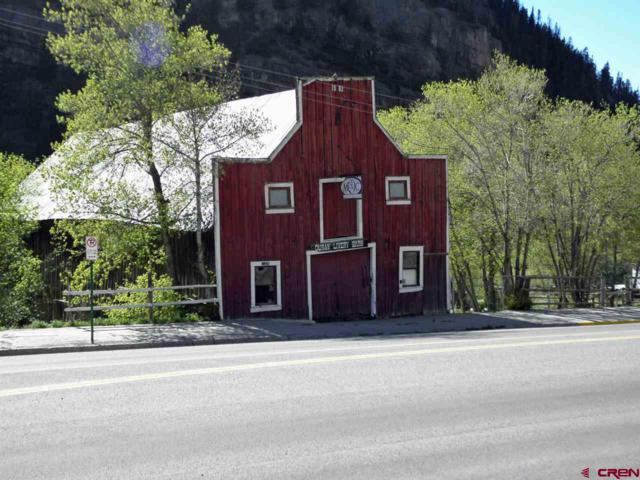 834 Main Street, Ouray, CO 81427 (MLS #745018) :: Durango Home Sales
